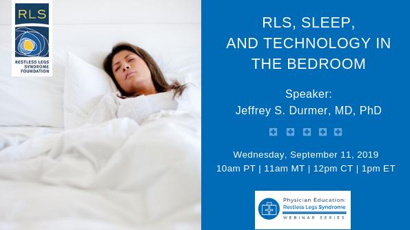 Sleep and Technology