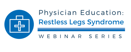 Physician Education RLS Webinar Series