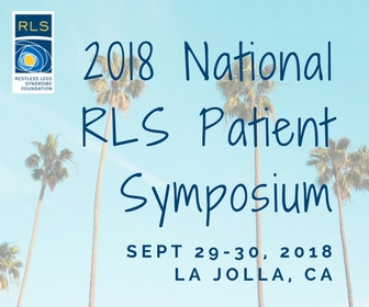 RLS Patient Symposium