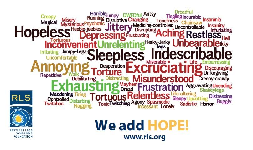We add hope