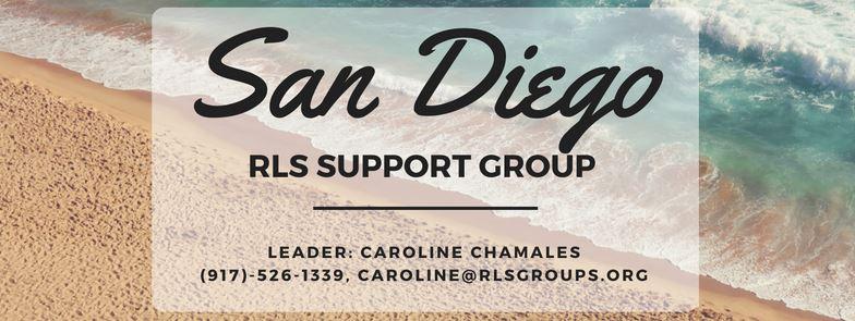 San Diego RLS Support Group