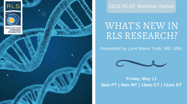 What's New in RLS Research
