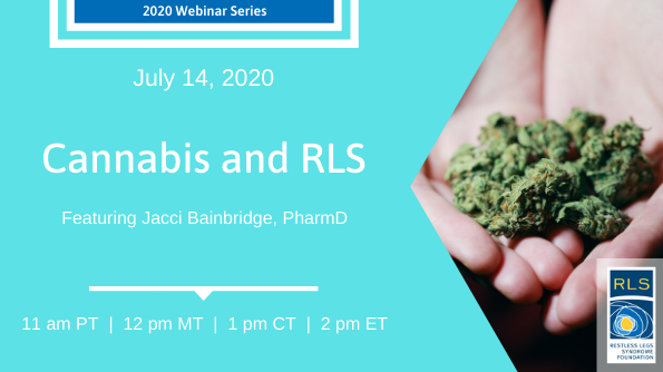 Cannabis and RLS