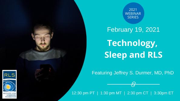 Tech and sleep