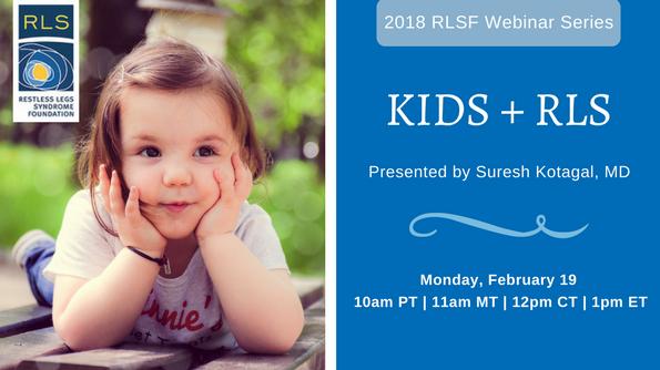 Kids and RLS