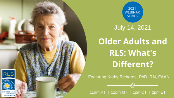 July 21 Older Adults
