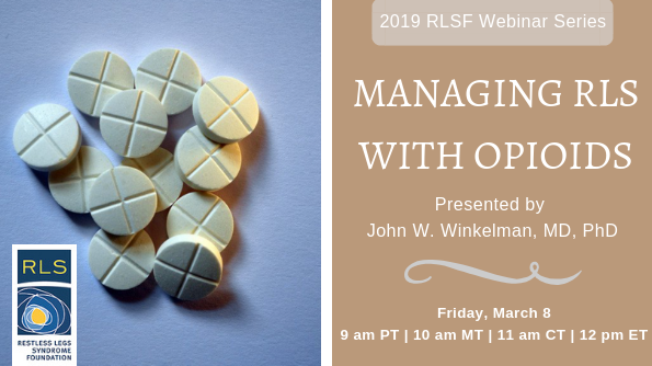 Managing RLS with Opioids