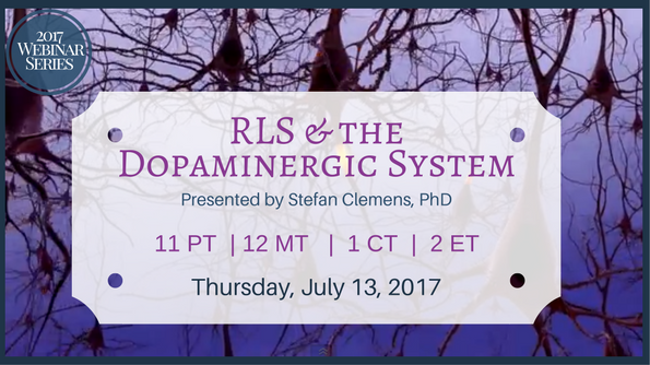 RLS and the Dopaminergic System