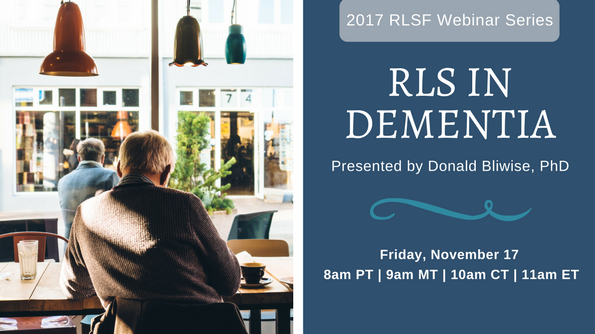 RLS in Dementia