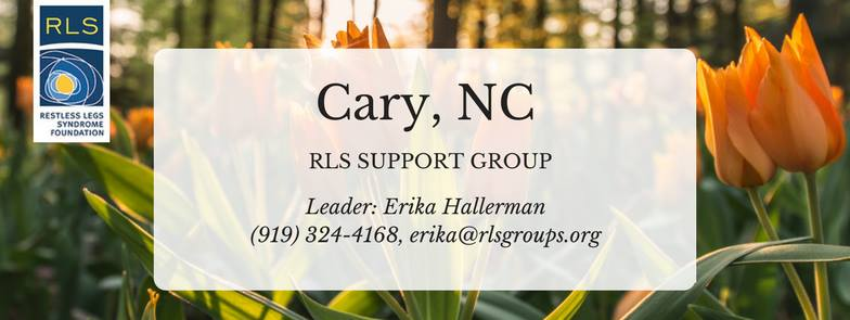 Cary NC Support Group