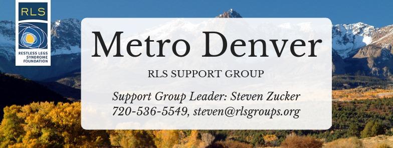 Metro Denver Support Group