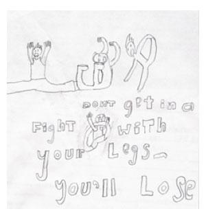 Joseph drawing