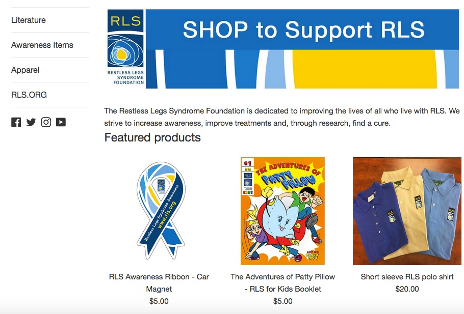 Shop to Support RLS
