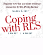 Coping with RLS Webinar
