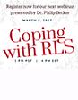 Coping with RLS Webinar